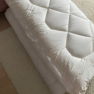 敷布団&airweaveの枕【シングル】