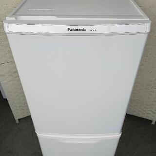 【送料・設置無料】⭐パナソニック⭐138L⭐美品の冷蔵庫⭐洗濯機...