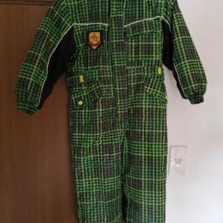 男の子 110cm ジャンプスーツ(つなぎ)