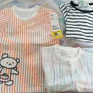 100 新品 Tシャツ4枚