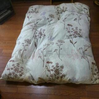京都西川  羽毛布団  お売りします。