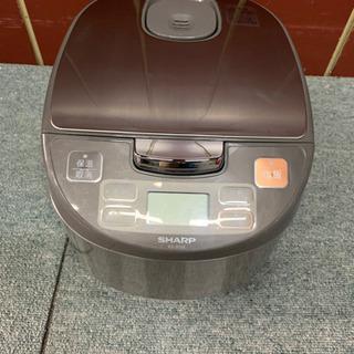 シャープ ジャー炊飯器 KS-S10E-S 2015年制 5合炊き