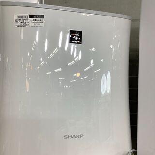 SHARP 空気清浄機 FU-J30-W 2019年製