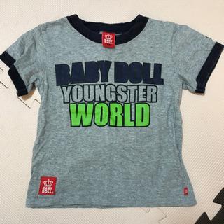 BABY DOLL Tシャツ 100