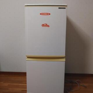 シャープ/SHARP SJ-14R-W 冷蔵庫