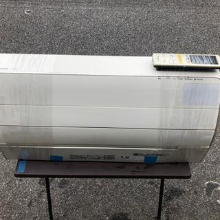 🔥標準工事費込み🔥2015年製 パナソニックエアコン 8畳〜10畳