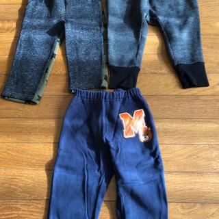 子供服 90サイズ 厚手のズボン 1枚100円