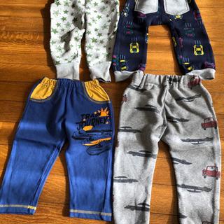 90サイズ  子供服 ズボン 厚手 1枚100円