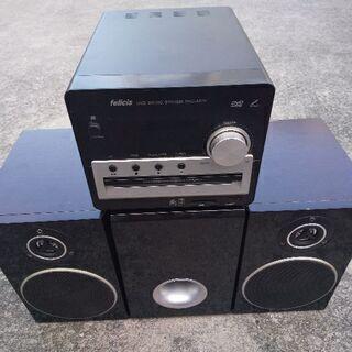 DVDコンポSKジャパンDVC-A670