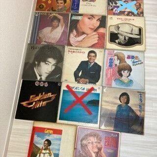 レコード 12枚