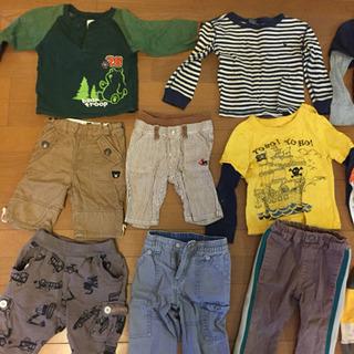 男の子 男児 90サイズ 秋服 11枚セット