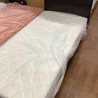 シングルベッド ダークブラウン ベッド多数展開中