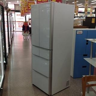 HITACHI 2017年製 真空チルド付き 冷凍冷蔵庫