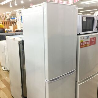 1年保証付き!IRIS OHYAMA2ドア冷蔵庫【トレファク岸和田】