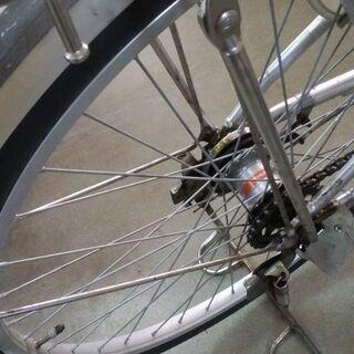 受講中【自転車修理】パンク修理、タイヤ・チューブ交換🚲🌱