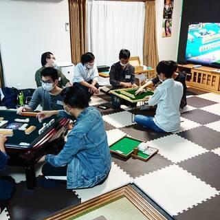麻雀メンバー募集中(20代中心です!)