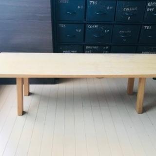■ローテーブル?長椅子?■