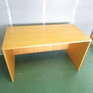 N1676・木製テーブル 120x59 ナチュラル インテリア ...