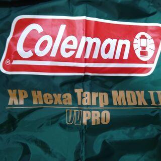 コールマン タープ XP ヘキサタープ MDXⅡ UV PRO ...