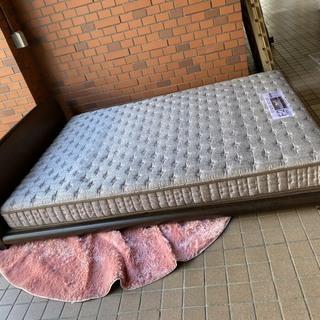 C1892 ロータイプ ダブルベッド