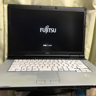 【ネット決済】富士通 LIFEBOOK E742/F ノート