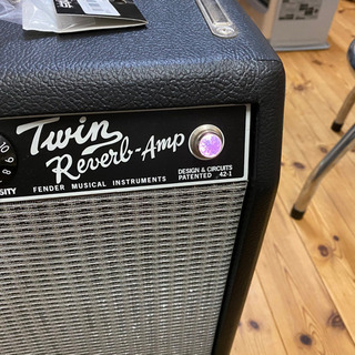 【ネット決済・配送可】'65 TWIN REVERB