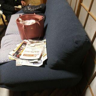 廃ソファー、ベット回収いたします。