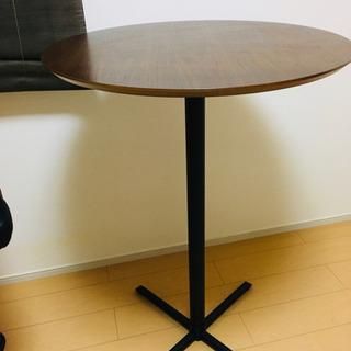 【ネット決済】【期間限定】カフェテーブル1つと専用椅子2脚セット