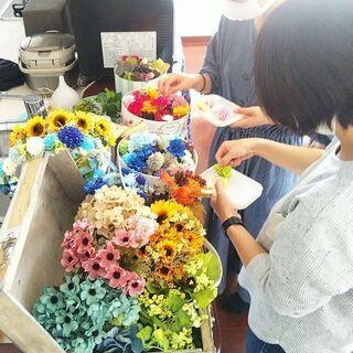 Xmasリースとキャンドル作りとベビーマッサージ!堺市 - 堺市