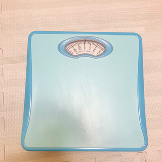 【美品】体重計 アナログ