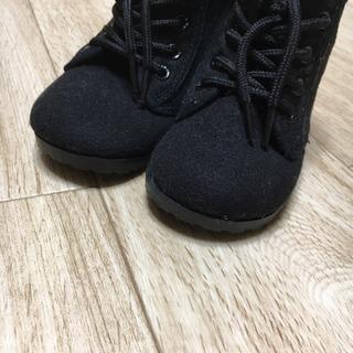 13センチ ブーツ