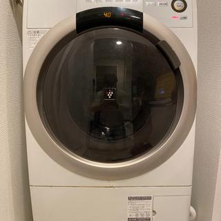 最終値下げ!2015年製SHARP ドラム式洗濯機 乾燥機…