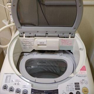 【ネット決済・配送可】2012年製panasonic  洗濯乾燥機