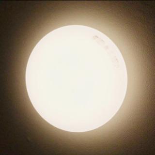 【取引終了】シーリングライト リモコン付き 2個セットの画像