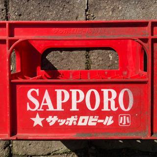 SAPPORO瓶ビール小ケース 350㎖×30本
