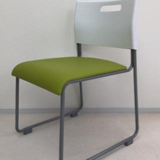 【極美品・10脚セット】ミーティングチェア 会議用椅子