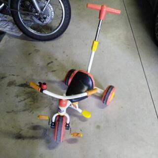 ❤️三輪車