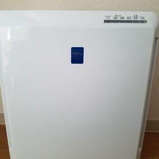 アイリスオオヤマ空気清浄機