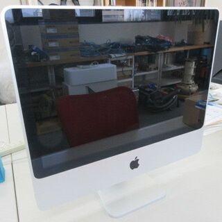 Apple iMac MB391J/A 20インチ  中古品
