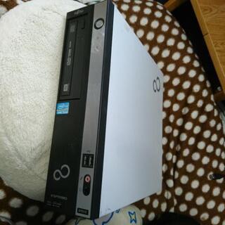富士通 デスクトップPC Esprimo D751/C core...