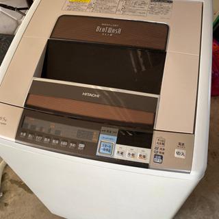 2014年 9k 日立洗濯乾燥機