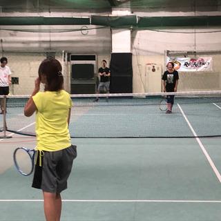 ど素人テニス仲間募集中😁