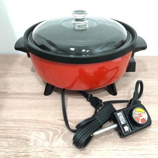 【予定者様決定済】◆電気鍋 2〜3人用◆ 未使用 キッチン…