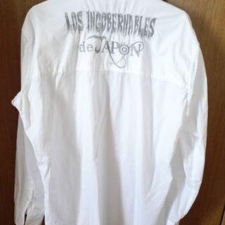 新日本プロレス ロスインゴのシャツ