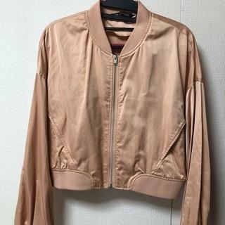 ZARA ピンクのジャケット