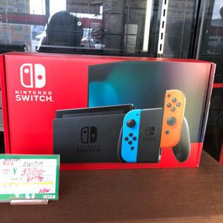 ★153 【新品未開封】 Nintendo Switch ネオン...