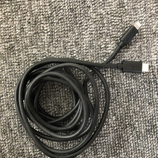 USB-C to Lightningケーブル 2m