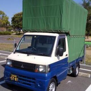 ジモティー購入品の引き取り、運搬代行致します。