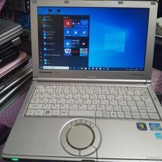 【激安!入門用】PanasonicレッツノートNX1 Core i3