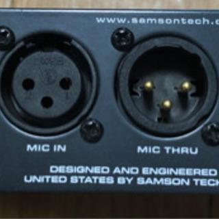 【ネット決済・配送可】SAMSON/S-monitor ヘッドフ...